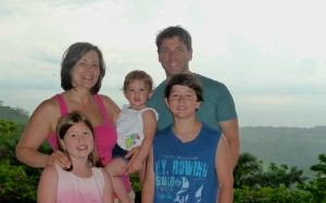 Family in CR