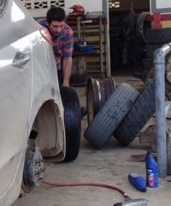 "<alt=""car in the shop""/>"